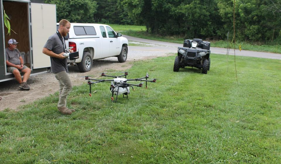 Drone Research